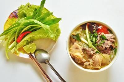 Photograph - pho Viet Nam by Tran Minh Quan