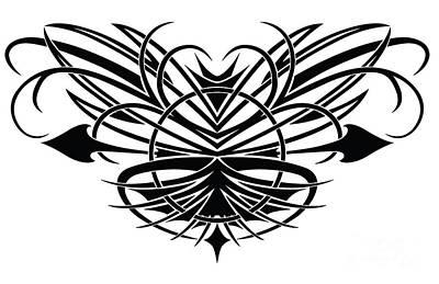 Phoenix Bird Drawing - Phoenix by Joseph Finchum
