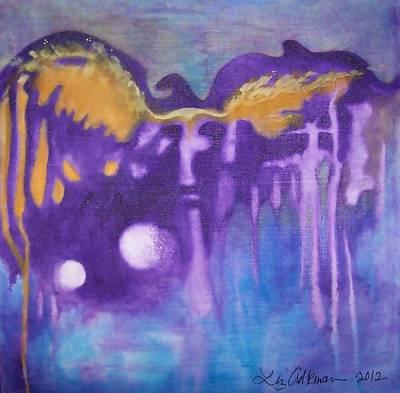 Painting - Phoenix Rising by Liz Adkinson