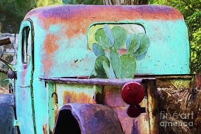 Digital Art - Phoenix Rising by Lyndie Mason Warner