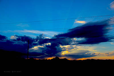 Photograph - Phoenix Sky #2 by Kume Bryant