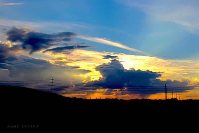 Photograph - Phoenix Sky #3 by Kume Bryant