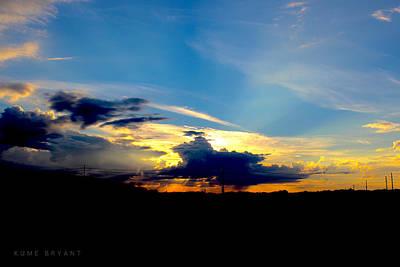 Photograph - Phoenix Sky by Kume Bryant