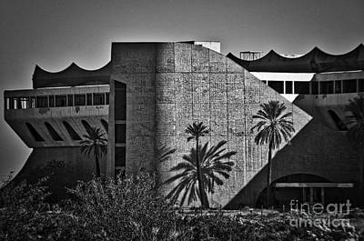 Photograph - Phoenix Trotting Park Entrance by Kirt Tisdale