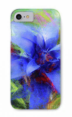 Phone Case 2 Art Print by Mona Stut