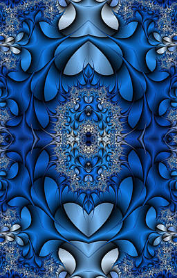 Digital Art - Phone Case A by Lea Wiggins