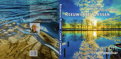Photograph - Photobook Lakes Of Reeuwijk by Casper Cammeraat