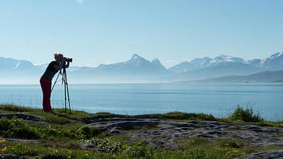 Photograph - Photograph In Norway by Tamara Sushko