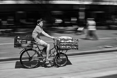 Photograph - Riding by Alessandro Vecchi