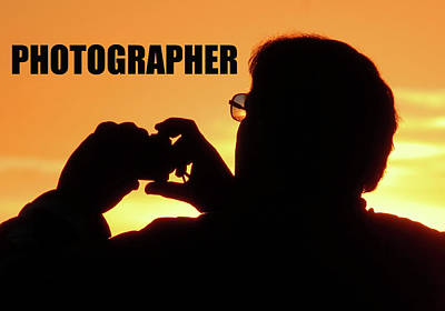 Photograph - Photographer by David Lee Thompson