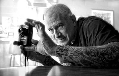 Photograph - Photographer - Tattoo by Nikolyn McDonald