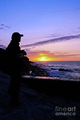 Cornwall Photograph - Photographer's Dream by Terri Waters
