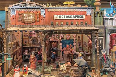 Photograph - Photographers Studio by Tom Singleton