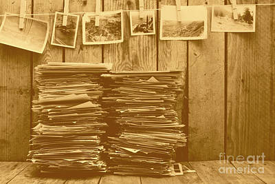 Snapshots Wall Art - Photograph - Photographic Memories by Jorgo Photography - Wall Art Gallery
