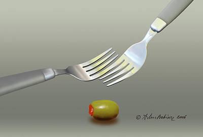 Photographics - Taste Of Olive 1 Original