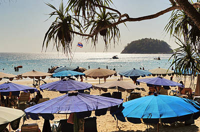 Photograph - Phuket Beach by Lee Webb