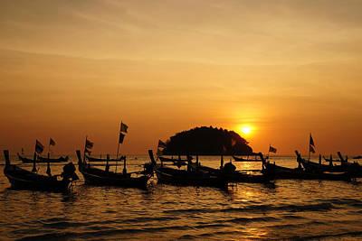 Photograph - Phuket Sunset by Lee Webb