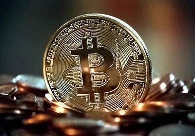 Photograph - Physical Digital Bitcoin by Daniel Hagerman