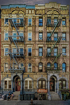 Photograph - Physical Graffiti by Chris Lord