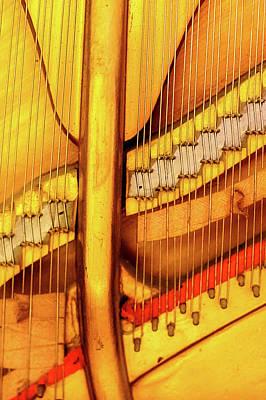 Photograph - Piano 1 by Rebecca Cozart
