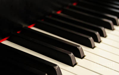 Photograph - Piano 3 by Andrea Anderegg