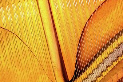 Photograph - Piano 5 by Rebecca Cozart