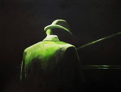 Piano Man Original by Anita Stone