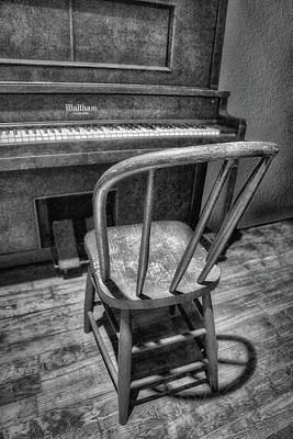 Photograph - Piano - Music by Nikolyn McDonald