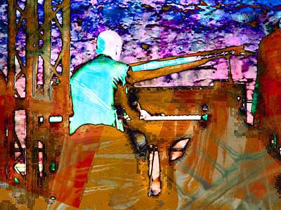 Photograph - Piano Player by Dorothy Berry-Lound
