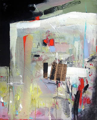 Painting - Piano Room by John Jr Gholson