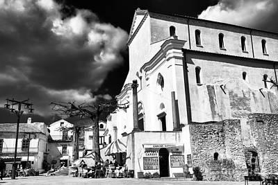 Photograph - Piazza Il Duomo by John Rizzuto