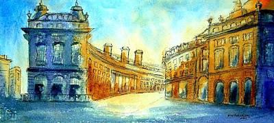Picadilly Circus Art Print