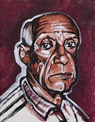 Picasso Art Print by Rob Tokarz