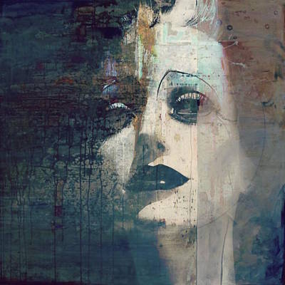Woman Mixed Media - Piccola A Fragile  by Paul Lovering