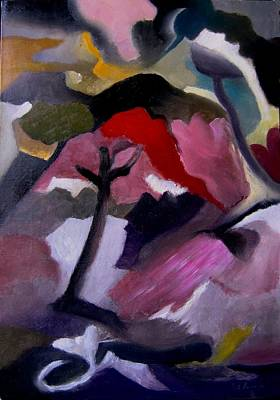 Quadro Painting - Piccolo Sogno Americano by Adolfo De Turris