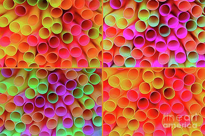 Photograph - Pick A Straw By Kaye Menner by Kaye Menner