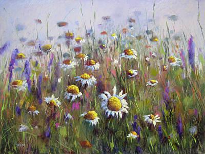 Painting - Pick Me A Bouquet by Karen Margulis