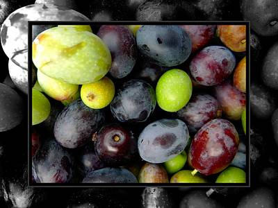 Photograph - Picked Olives by Dorothy Berry-Lound