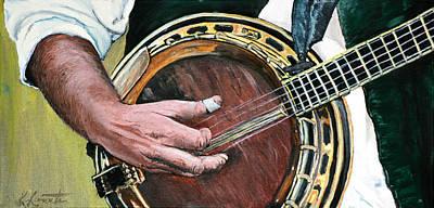 Pickin' Banjo Original