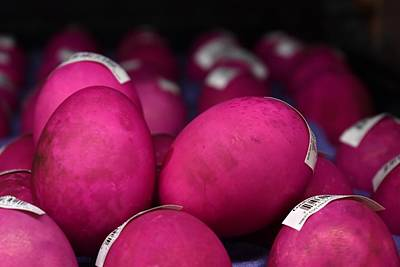 Photograph - Pickled Eggs 1 by Nina Kindred