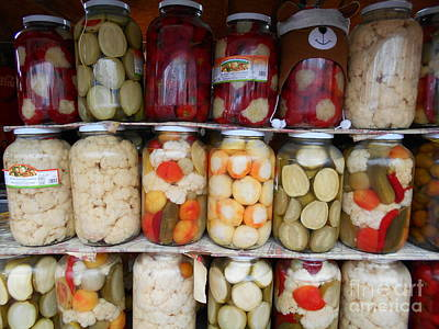 Photograph - Pickles Anyone?  by Erika H