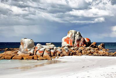 Photograph - Picnic Rocks by Nicholas Blackwell