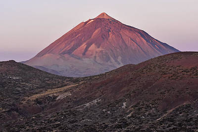 Photograph - Morning Volcano by Marek Stepan