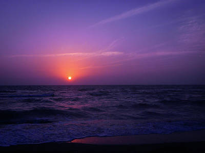 Gulf Of Mexico Photograph - Picture Of Beauty by Ric Schafer