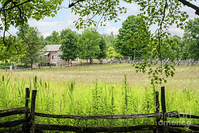 Photograph - Picture Perfect Country by Joann Long