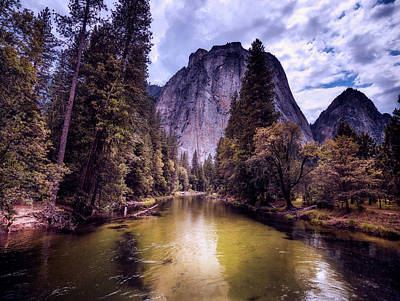 Photograph - Picture Perfect Yosemite by L O C