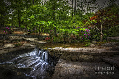 Woodland Trail Photograph - Picture This by Marvin Spates