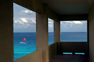 Photograph - Picture Windows by Mark Madere