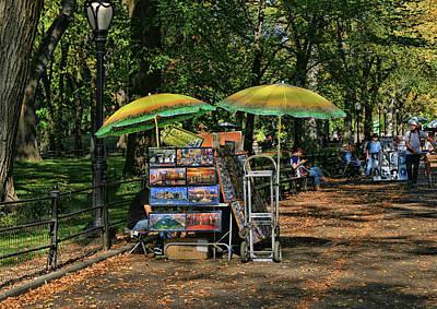 Pictures For Sale - Central Park Art Print