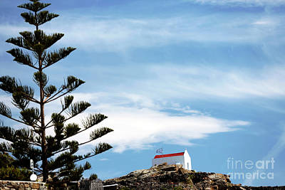Photograph - Picturesque In Mykonos by John Rizzuto